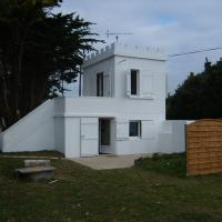 Pavillon Batz Sur Mer avant rénovation